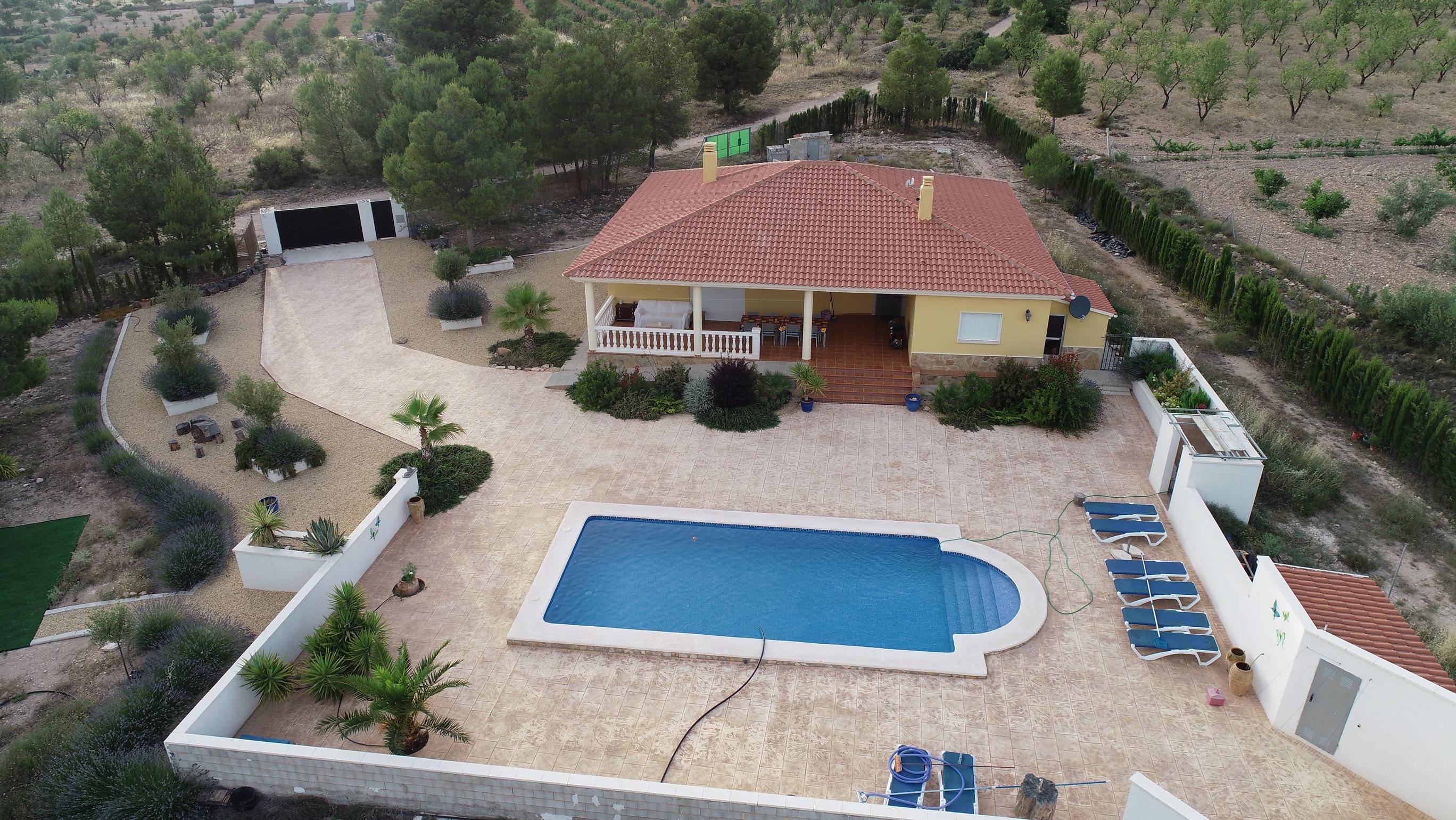 Spanje omgeving Alicante